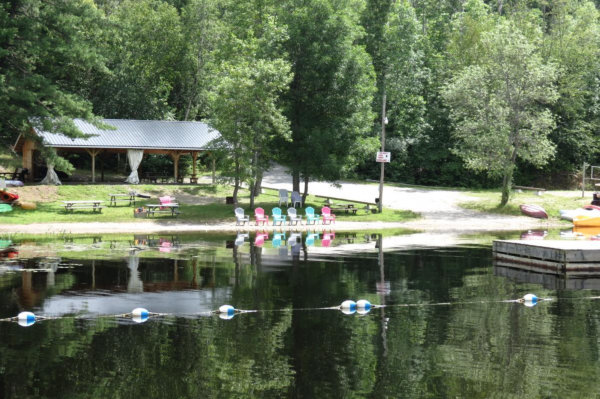 Campgrounds French River Area